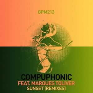 Compuphonic - Sunset [Remixes]