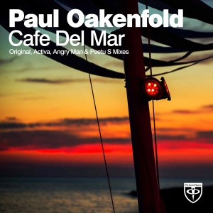 Paul Oakenfold Café Del Mar Trance Mission cover album coming soon